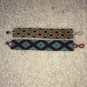 Jewelry - Super cute beaded bracelets